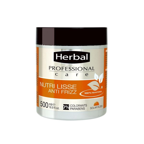 Herbal professional care nutri lisse anti frizz nutritive mascarilla 500ml