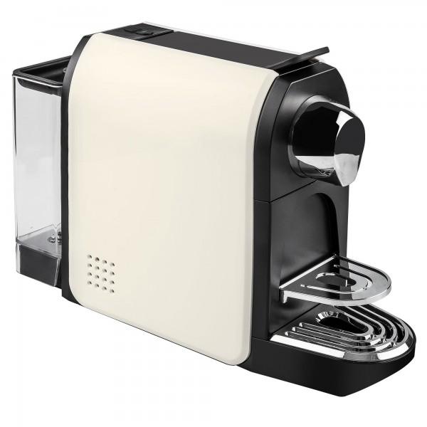 Cafetera capsulas kuken 20bar 1400w