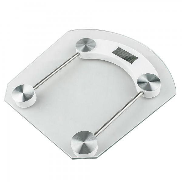 Bascula baño electronica cristal kuken