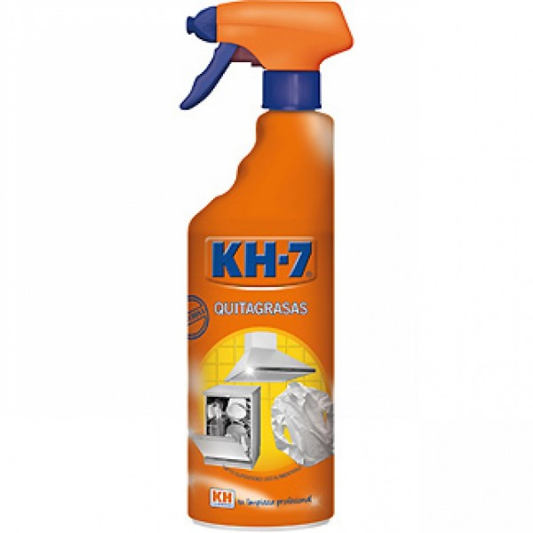 Kh-7 quitagrasas spray