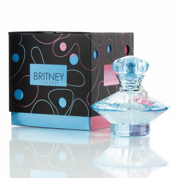 Britney spears curious eau de parfum 100ml vaporizador