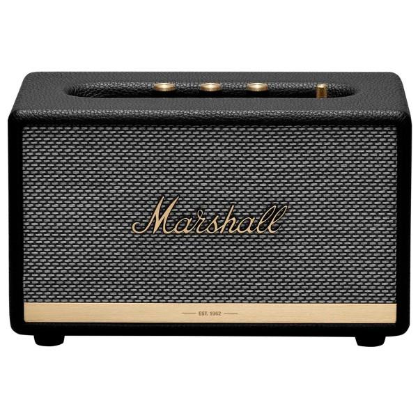 Marshall acton ii negro altavoz bluetooth 30w de diseño compacto vintage