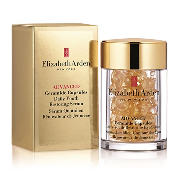 Elizabeth arden ceramide advanced tratamiento serum en 60 capsulas