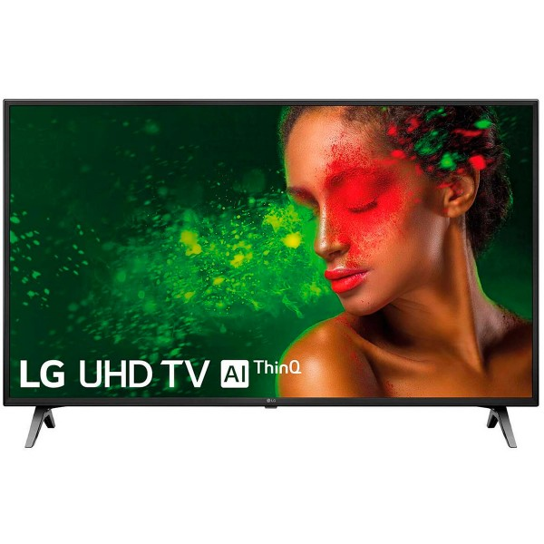 Lg 43um7100plb televisor 43'' lcd led uhd 4k hdr smart tv webos 4.5 wifi bt hdmi usb grabador y reproductor multimedia