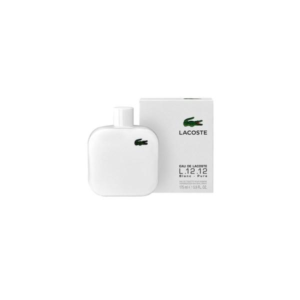 Lacoste eau lacoste l.12.12 eau de toilette blanc men 175ml vaporizador