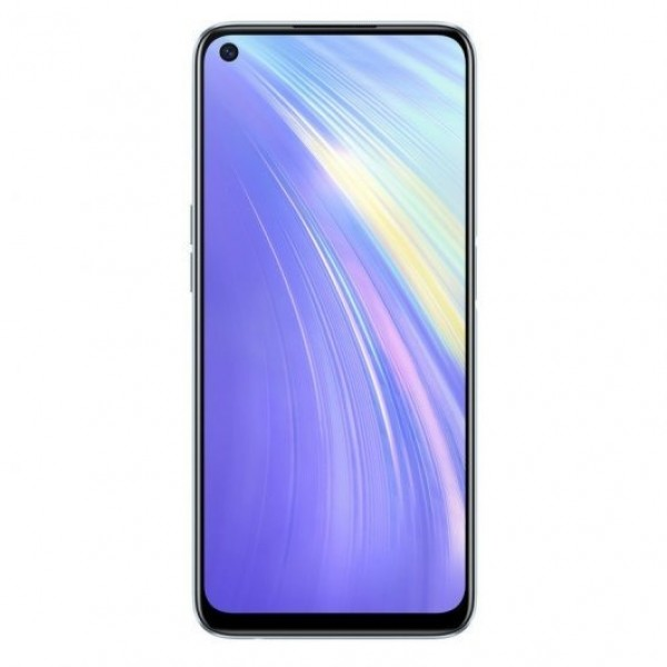 Realme 6 comet blue 4g dual sim 6.5'' ips fhd+/8core/64gb/4gb ram/64+8+2+2mp/16mp