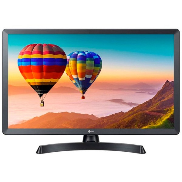 Lg 28tn515v-pz plata televisor monitor 28'' lcd led hd ready smart tv