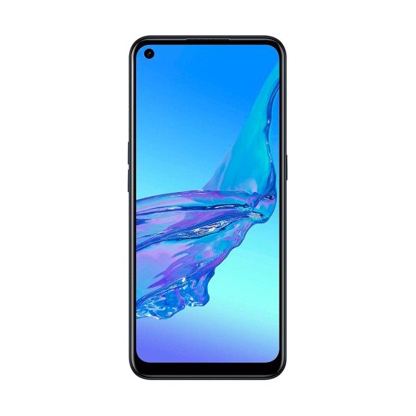 Oppo a53 negro eléctrico móvil dual sim 4g 6.5'' ips 90hz hd+ octacore 64gb 4gb ram tricam 13mp selfies 16mp