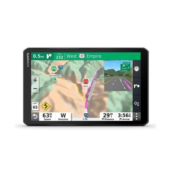 Garmin camper 890 eu mt-s gps para autocaravanas con mapas preinstalados de europa pantalla de 8''