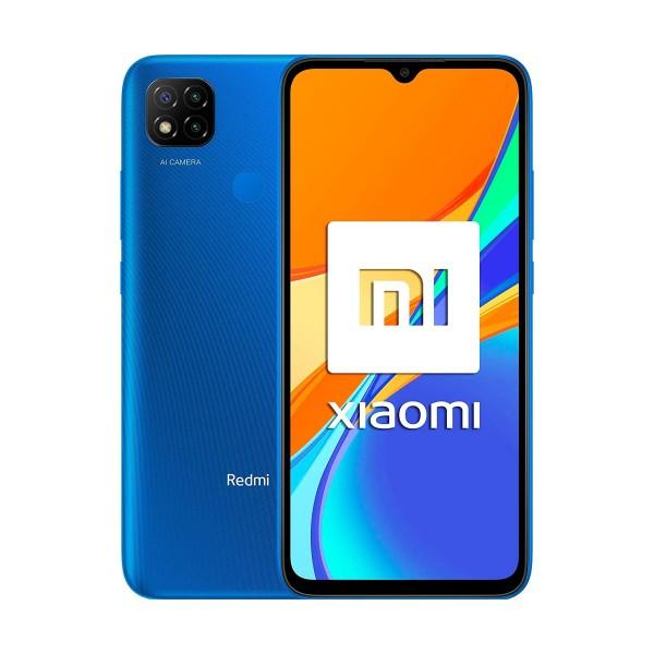 "Xiaomi redmi 9c azul (twilight blue) / 4+128gb / 6.53"" / dual sim / nfc"
